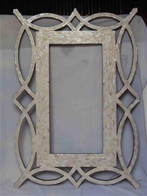Mother of pearl -Mirrors & Frames 6